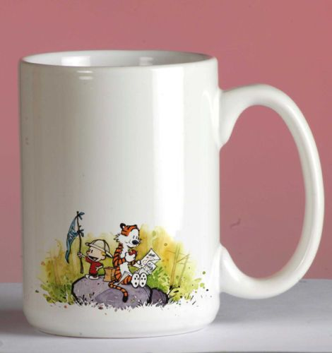 office cups. Calvin And Hobbes Mug 11oz Two Sides Coffee Tea Cup Home Office Mugs #MugDesign Cups I