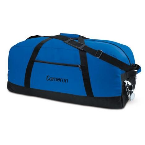 Blue and Black Duffel Bag $27.99 - $34.99
