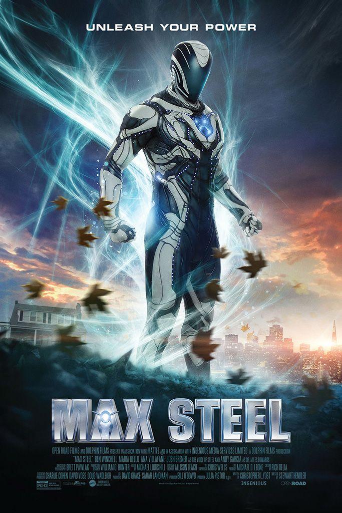 Max Steel Stream Kinox