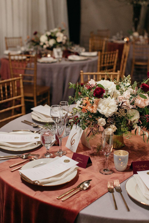 Wedding Table Reception Centrepiece Wedding Reception Honour And