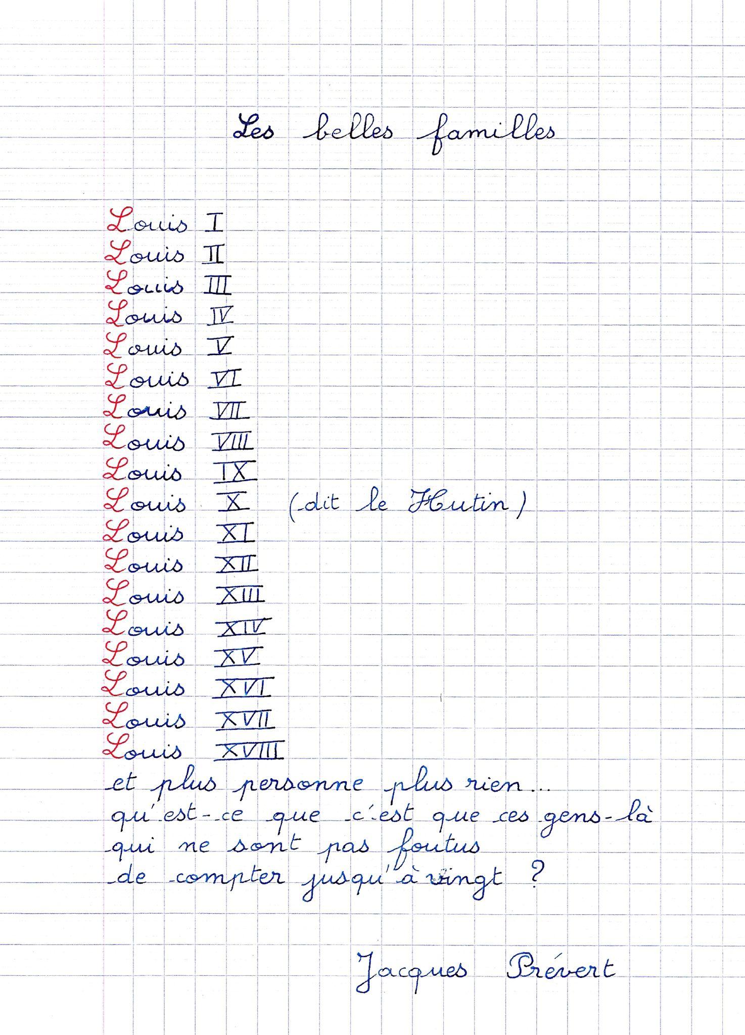 Chanson Parlant De La Famille : chanson, parlant, famille, Poème, Famille, Jacques, Prévert:, Belles, Familles, Petits, Poèmes, Bandes, Dessinées, Prevert, Jacques,, Poeme,, Poeme