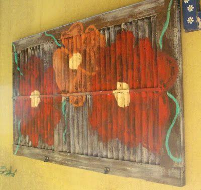 Veneziana de demolição em pátina envelhecida » Além da Rua Atelier