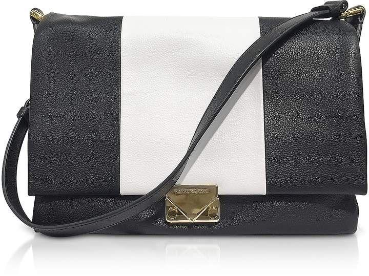 Emporio Armani Color Block Leather Shoulder bag  377.50  755.00 ... 25fc0896b6edf