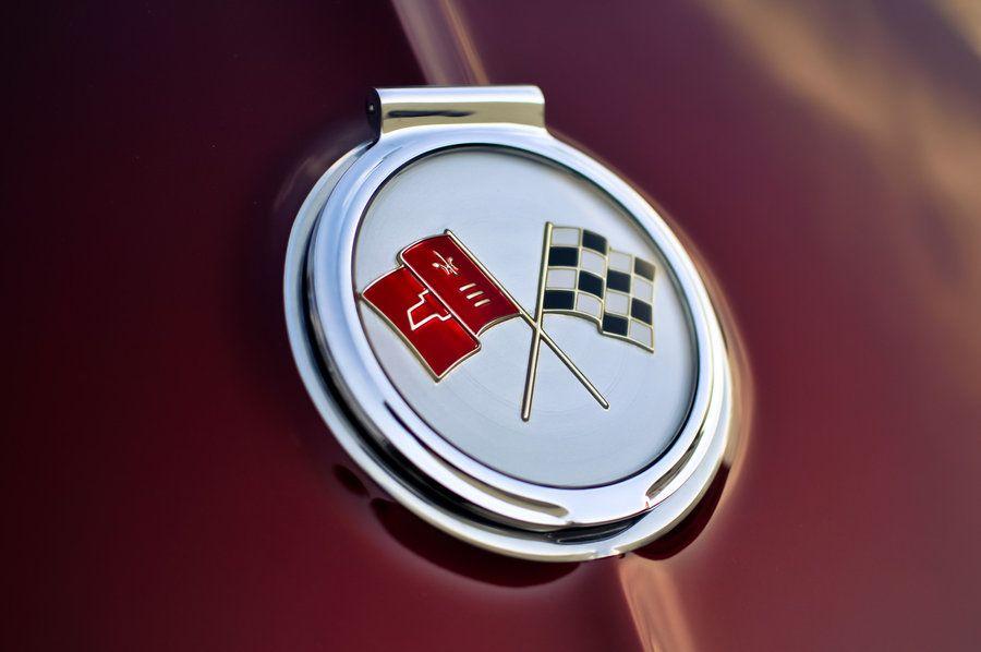 C2 Emblem Wallpaper By Thecrow65deviantartcom Corvette