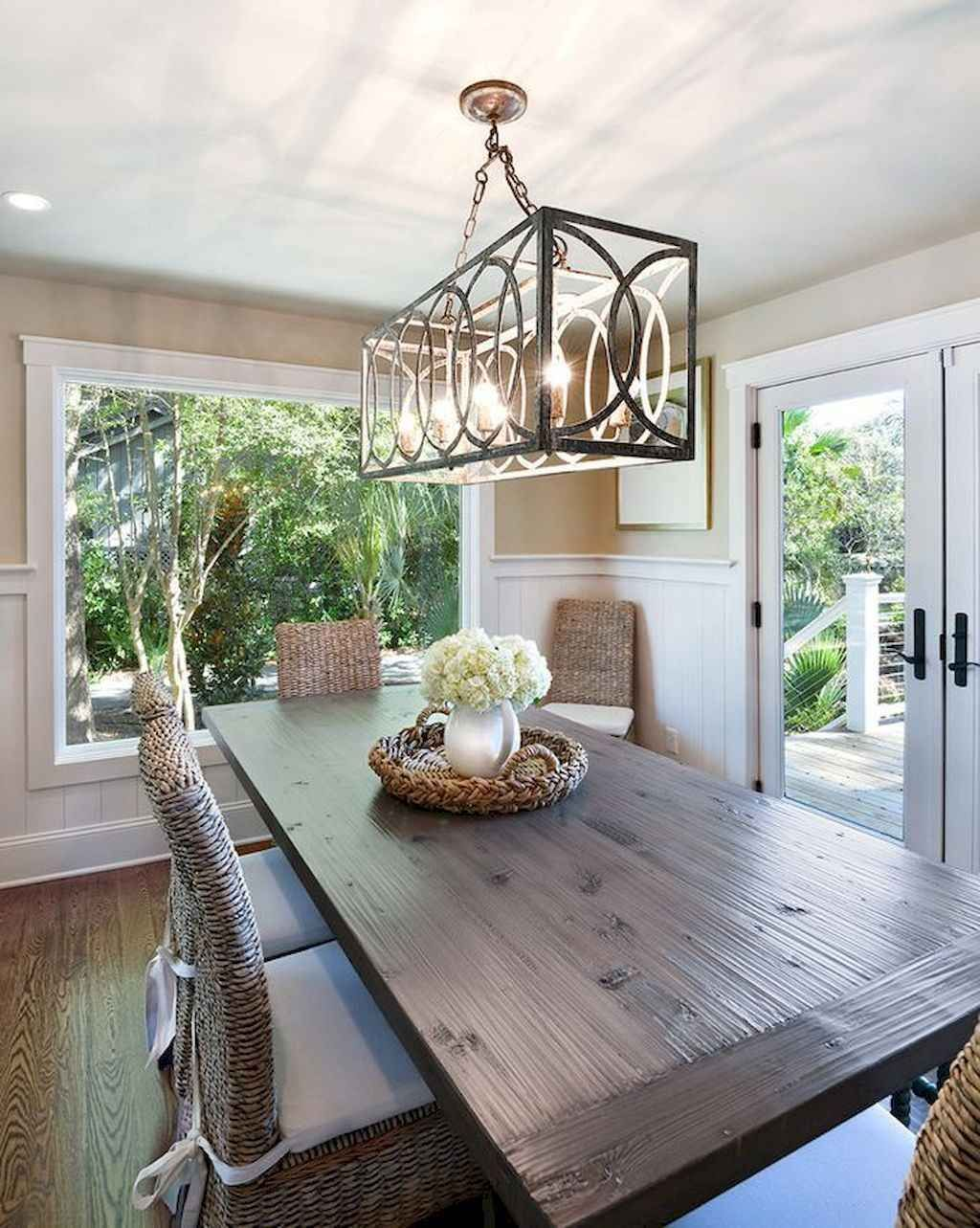 80 Lasting Farmhouse Dining Room Table Design Ideas Page 68 Of 84 Chaka Dec Dining Room Table Light Farmhouse Dining Room Table Dining Room Light Fixtures