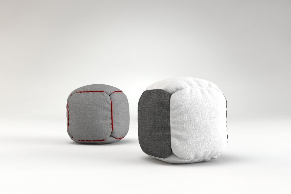 Peachy A Free Download Of These Highly Realistic Bean Bag 3D Models Pabps2019 Chair Design Images Pabps2019Com