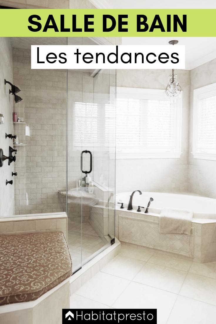 Couleur Tendance Salle De Bain 2019 salle de bains : top 5 des couleurs tendances en 2019