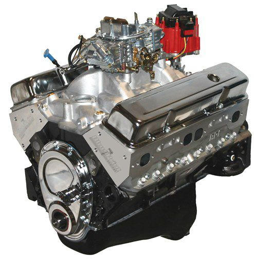 Bp38313ctc1 is a 383 stroker that features our blueprint aluminum engine malvernweather Gallery