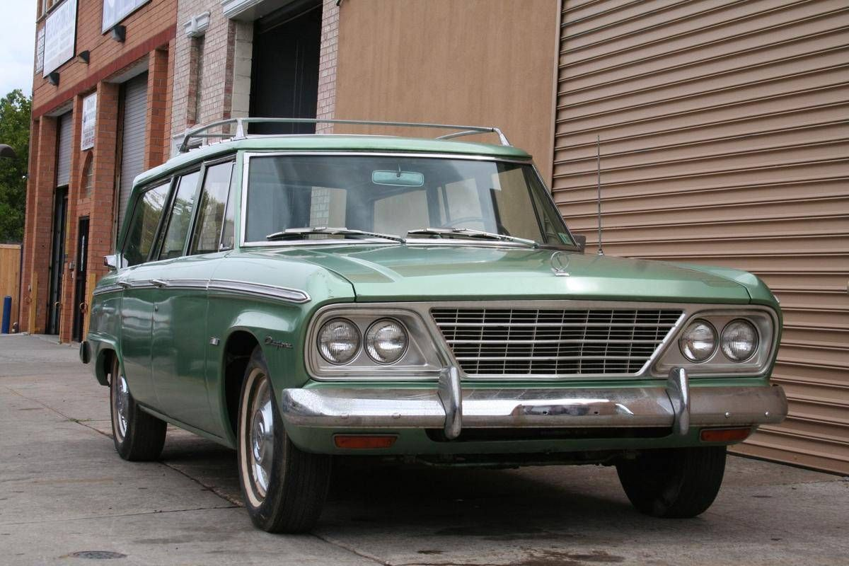 1965 Studebaker Wagonaire For Sale Hemmings Motor News