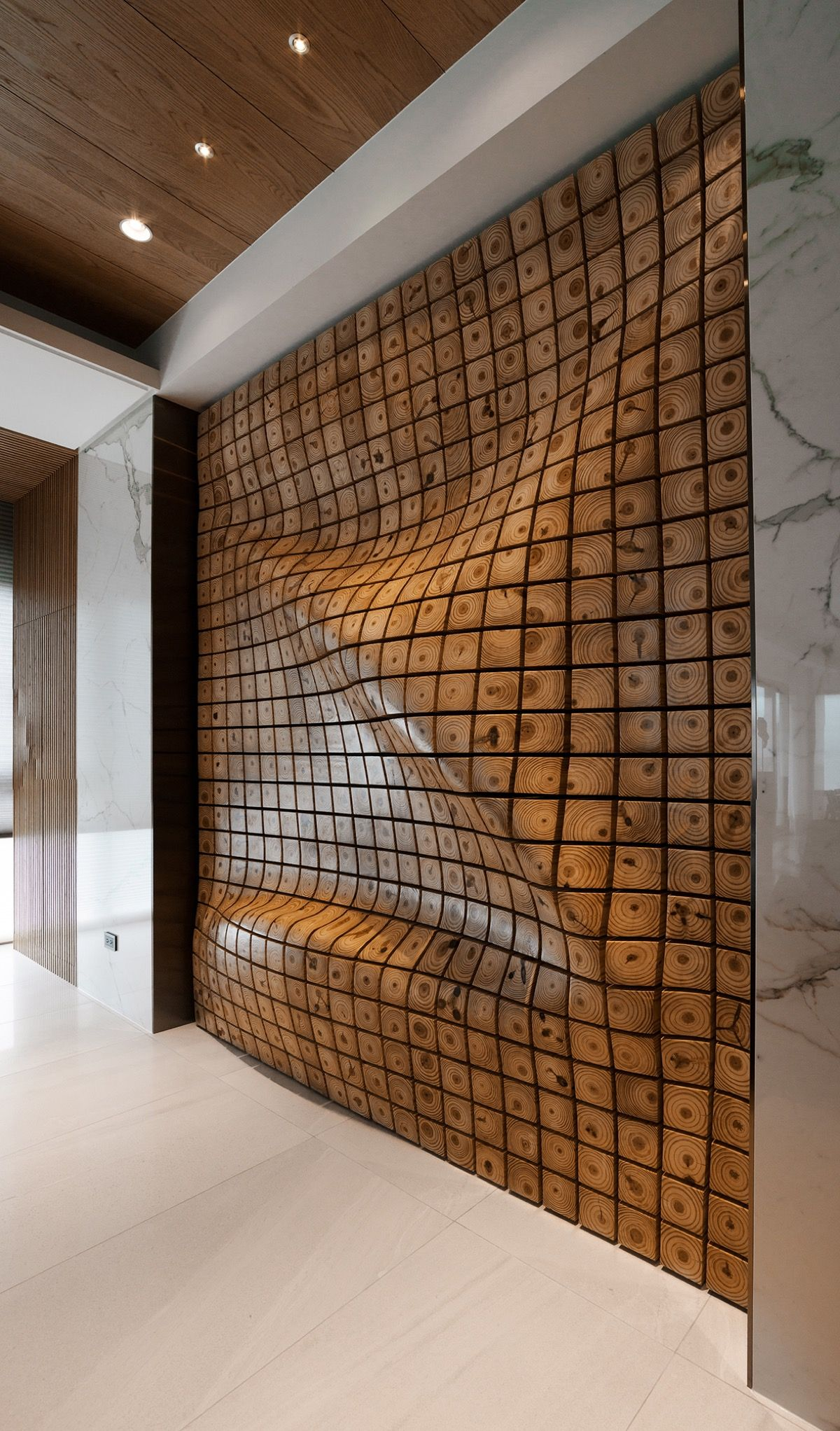 14 Homes With Design Focused on Beautiful Wood Elements  Wood
