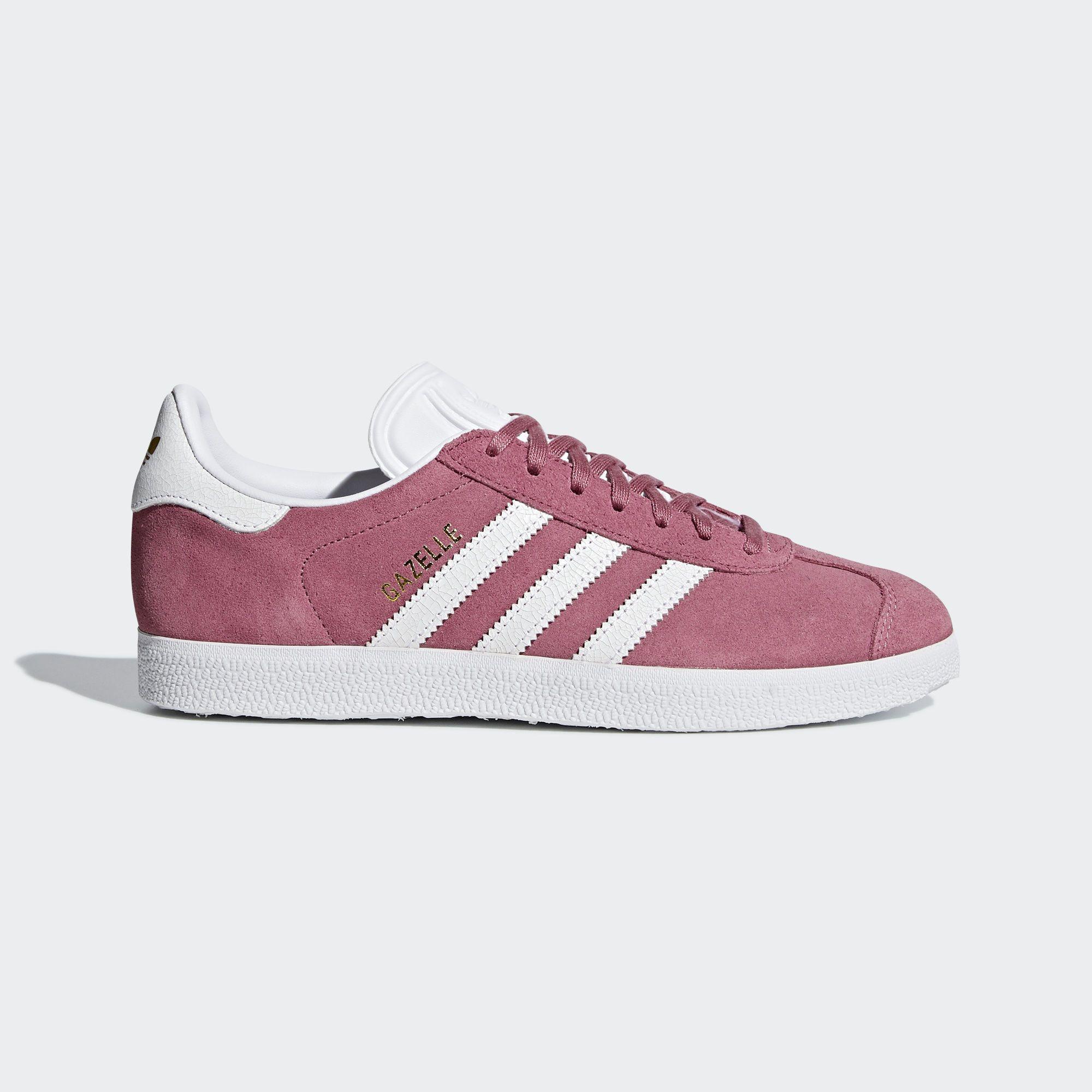 e7abef544fa Handla för Gazelle Shoes - Rosa på adidas online Sverige Se alla färger och  versioner av