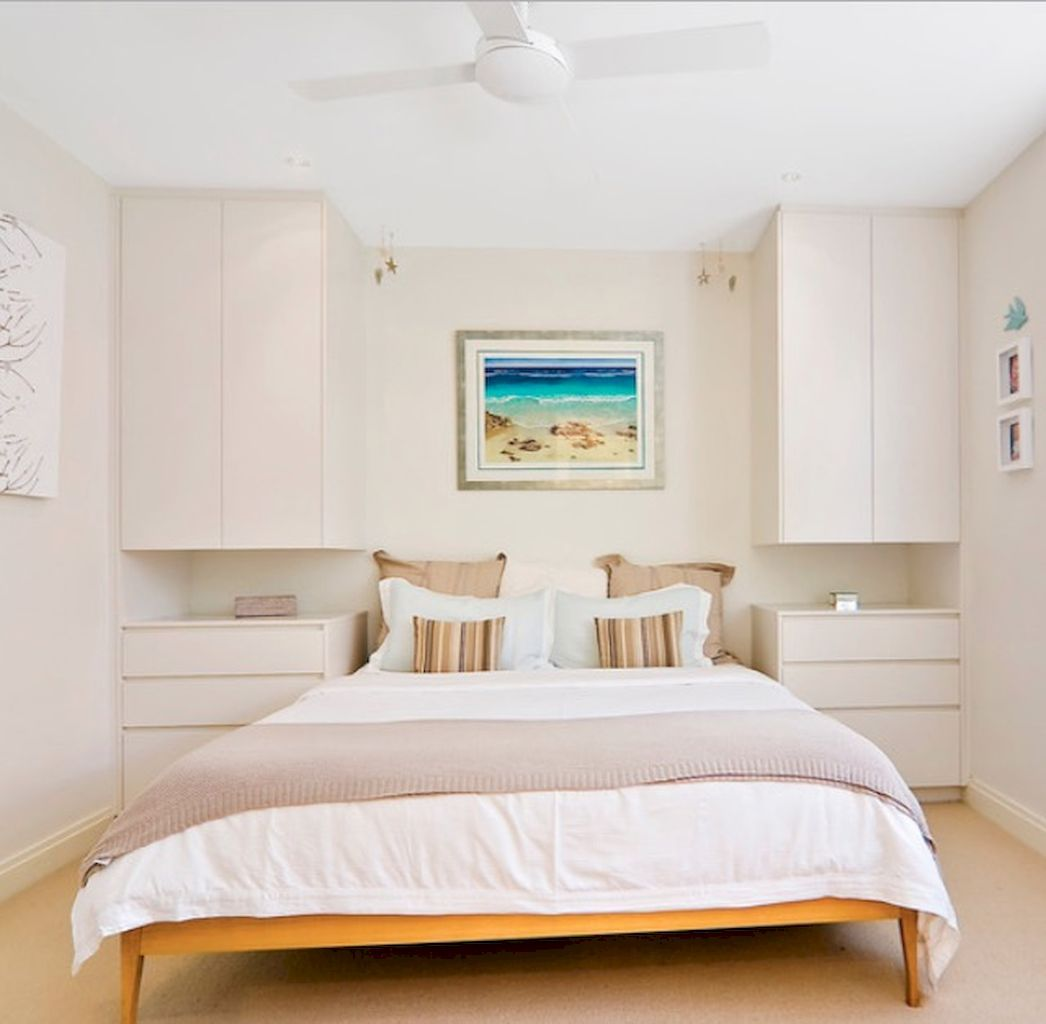 Stylish Storage Ideas For Small Bedrooms: 30+ Small Bedroom Layout And Organization Ideas