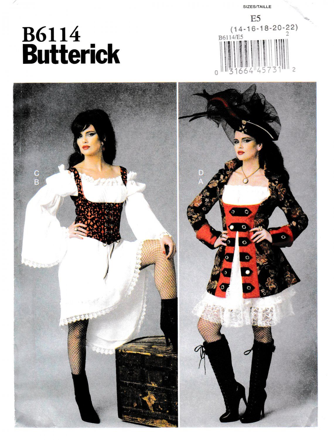 Pin on Costume Sewing Patterns / Cosplay- All Sizes