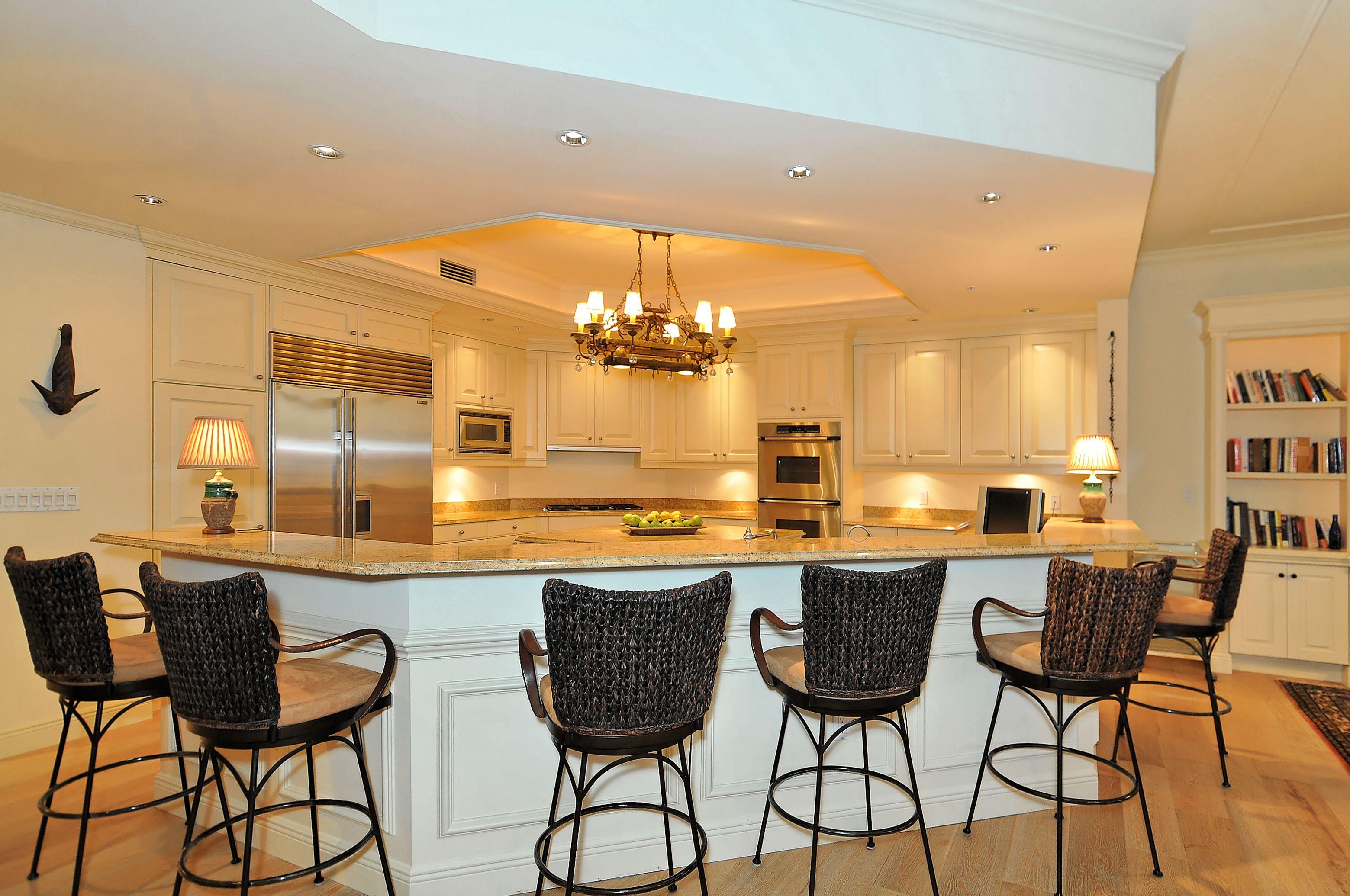1300 Ben Franklin #1004  Gourmet Kitchen is divine!