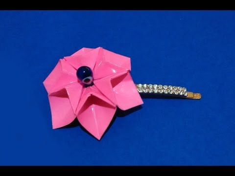 Origami necklace easy to do 3d origami flower enjoy youtube origami necklace easy to do 3d origami flower enjoy youtube mightylinksfo