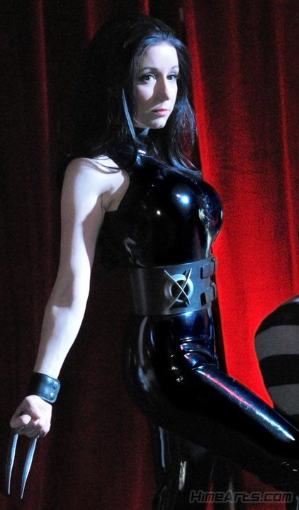 Cosplay Female  ...X 23 Marvel Cosplay