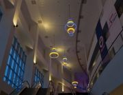 FB Ülker Arena @Dark Lighting