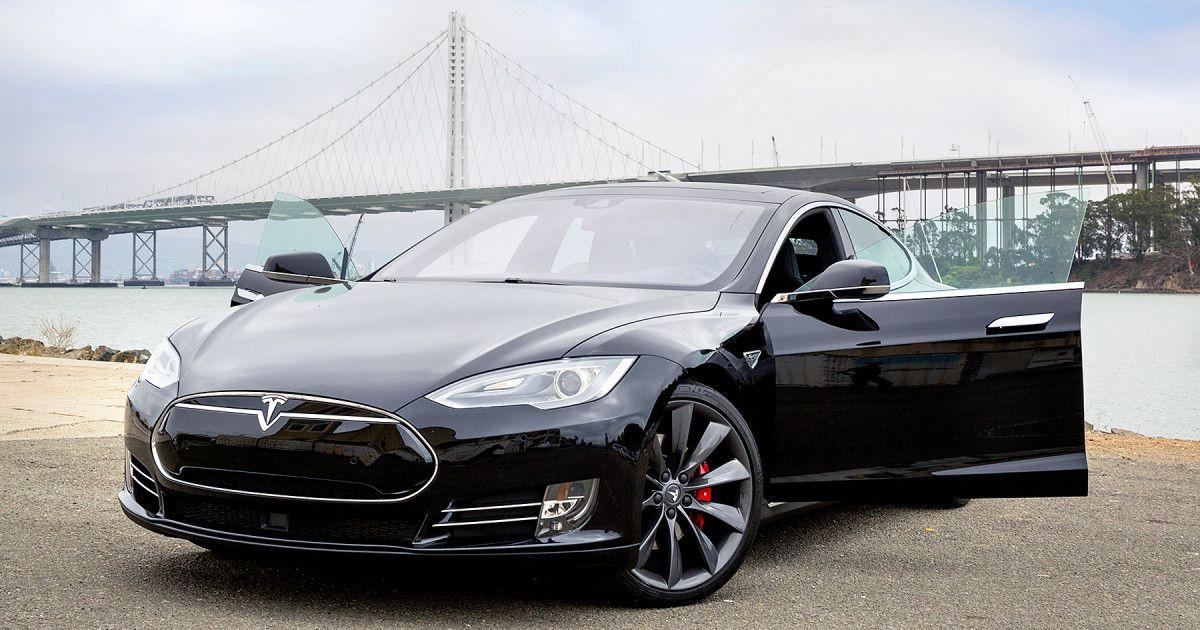 Review Tesla Model S P90d Tesla Model S Tesla Tesla Model