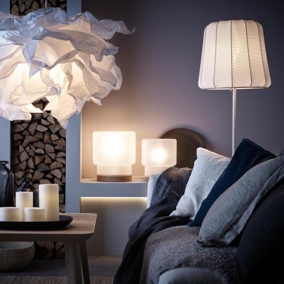 Die Perfekte Beleuchtung Lampen Wohnzimmer Ikea Lampen Und Ikea