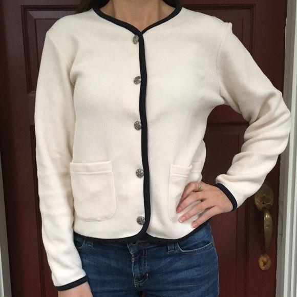 L.L. Bean Cardigan Sweater