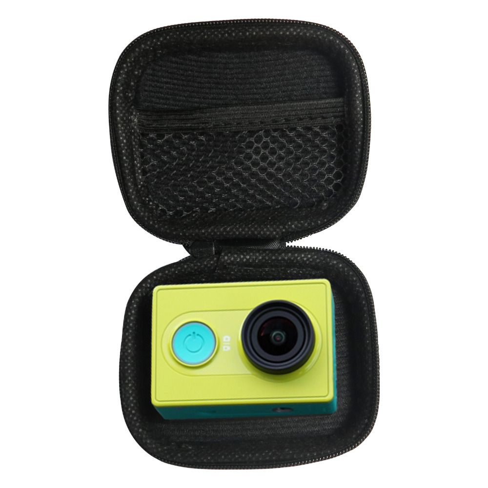 Camera accessories Universal Aluminum Alloy Protective Case with 40.5mm Lens Diameter /& Lens Protective Cap for SJCAM SJ5000 /& SJ5000X /& SJ5000 Wifi Sport Action Camera Color : Black Black