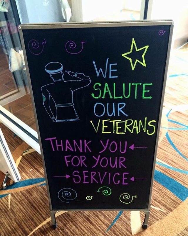 We hope everyone had a great Veterans Day! We thank you for your service! #veteransday2015
