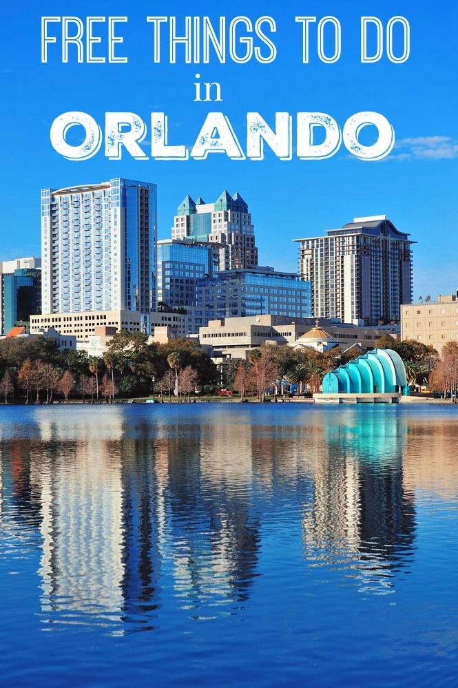 Free Things To Do In Orlando This Is The Ultimate Guide Of Fl
