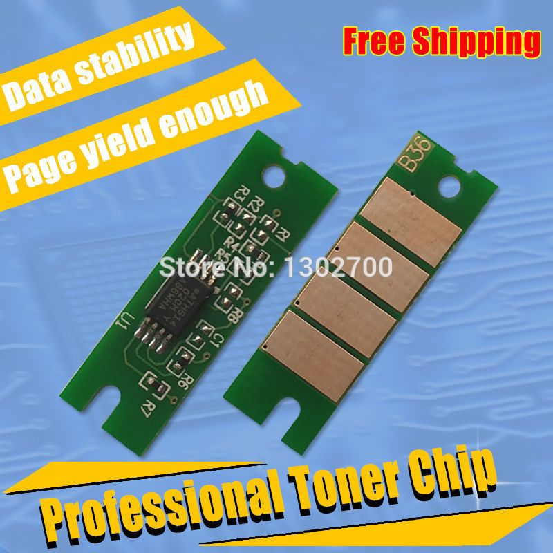 Sp150le 150le Toner Cartridge Chip For Ricoh Aficio Sp 150su