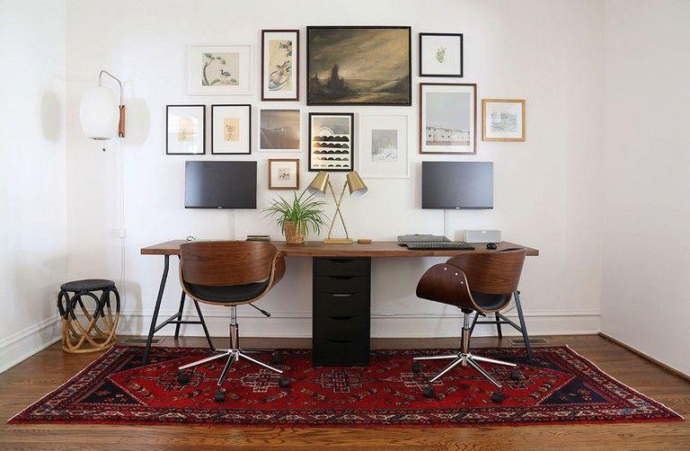 Cheap Spring Decor Saleprice 25 Two Person Desk Office Interior Design Home Office Design