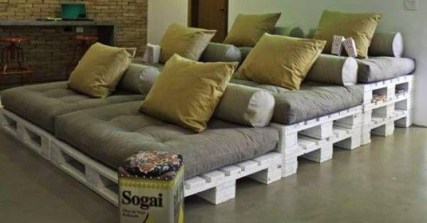 Diy Budget Loungebank : Diy pottery barn double chaise diy backyard patio