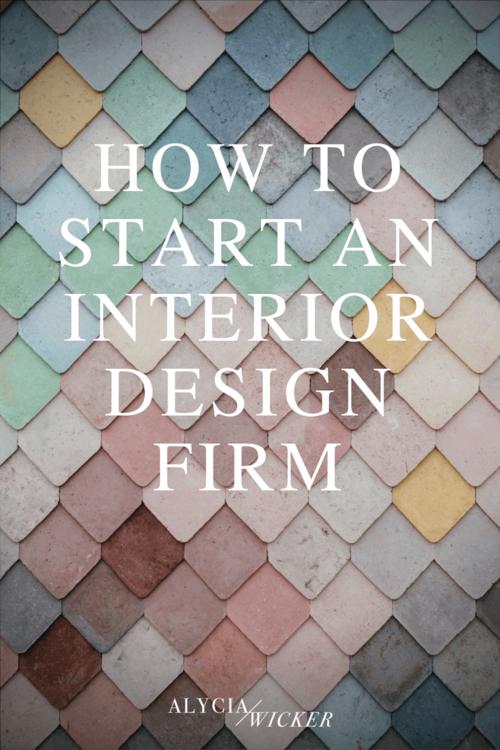 Starting an interior design firm interior design - Starting an interior design business ...
