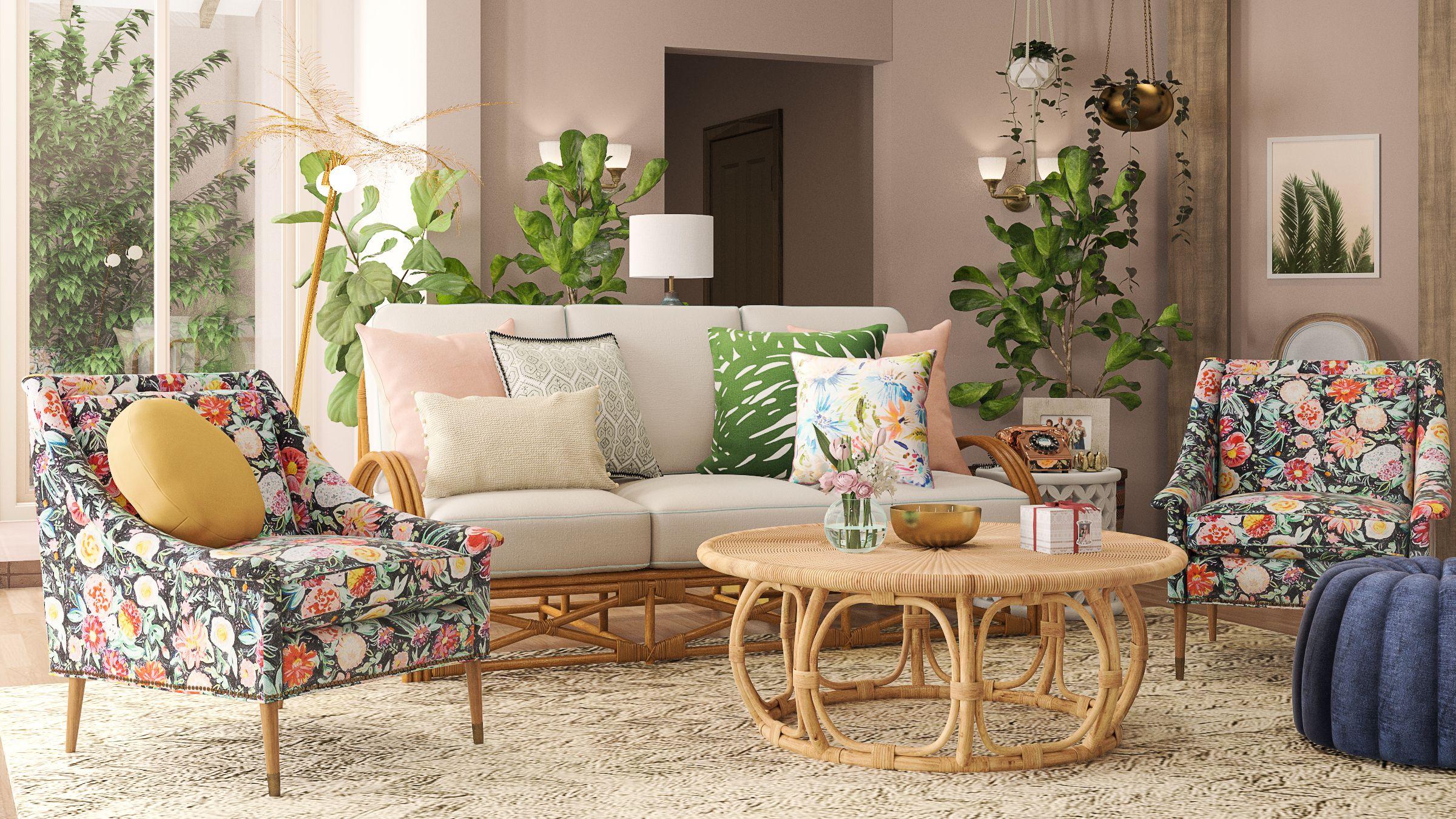 20+ Golden girls living room ideas in 2021