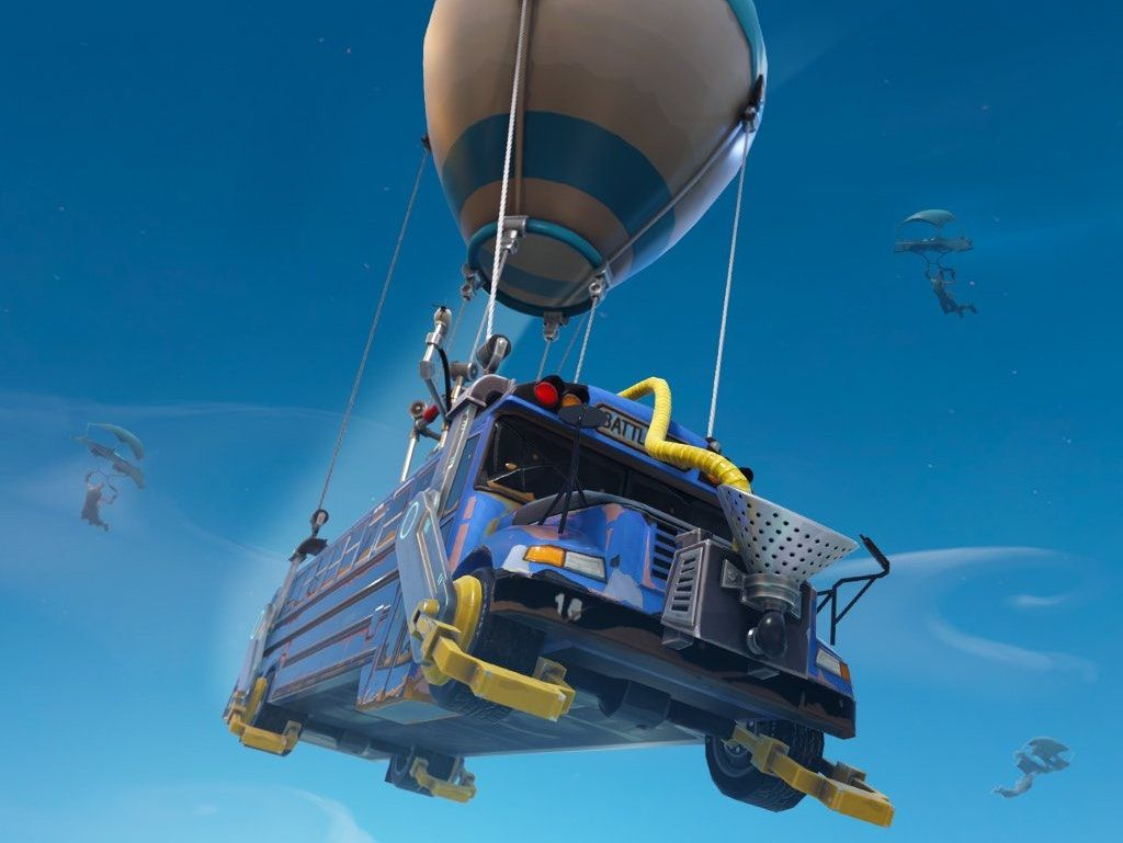 Hot Air Balloon Expert Explains The Physics Of The Fortnite