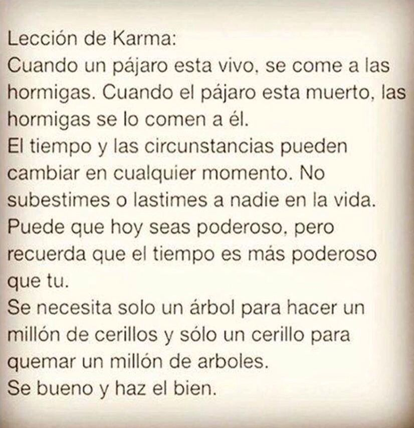 Karma Be Yourself Quotes English Quotes Quotes