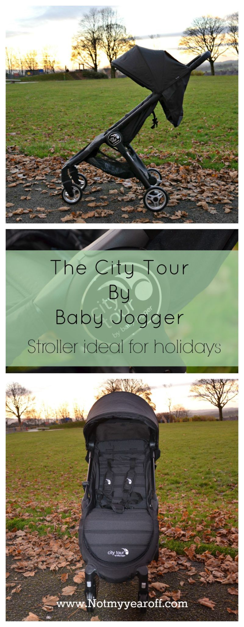 The City Tour by Baby Jogger review and favourite features