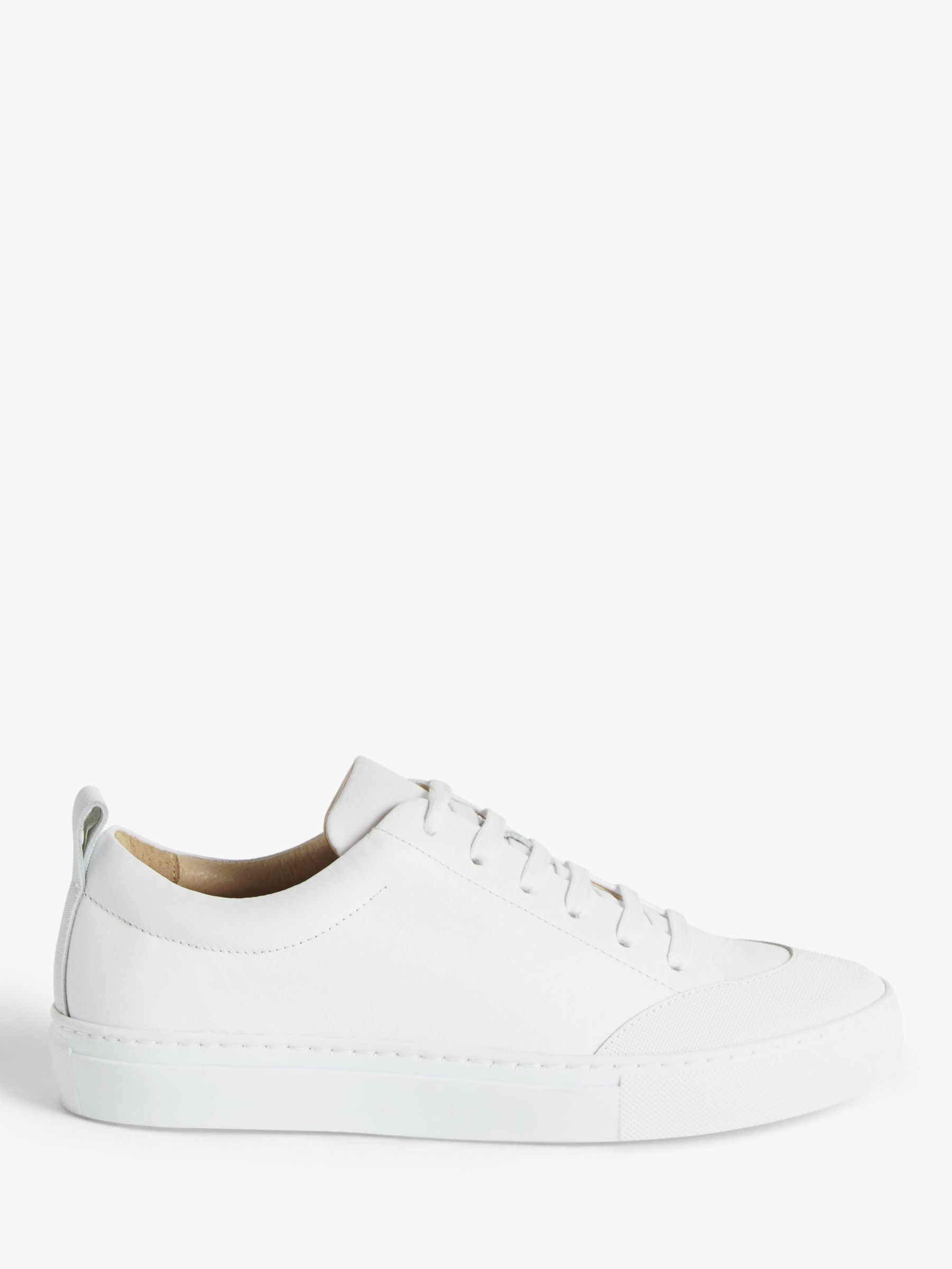 John Lewis & Partners Felicity Leather Trainers in 2020