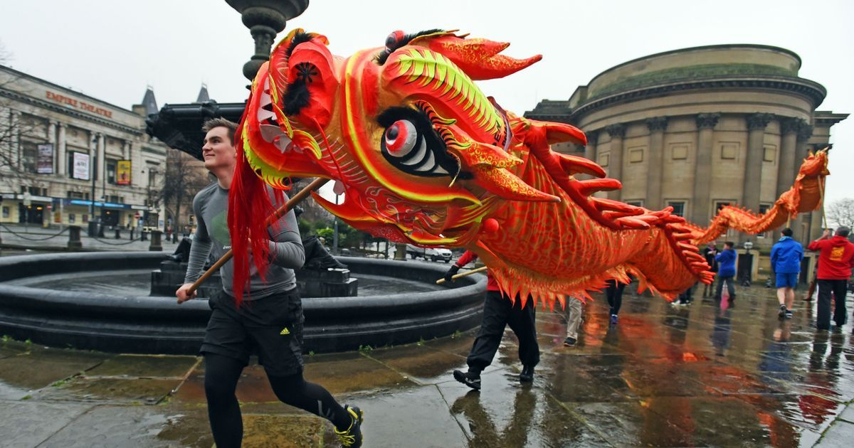 Liverpool will host a THREE day Chinese New Year