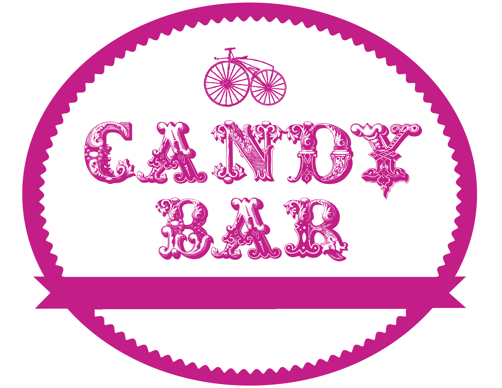 Cartel Candy Bar | Candy bar | Pinterest