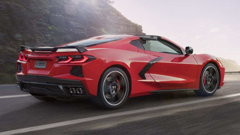 2020 Chevy Corvette Will Hit 60 Mph In 2 9 Seconds Says Chevy