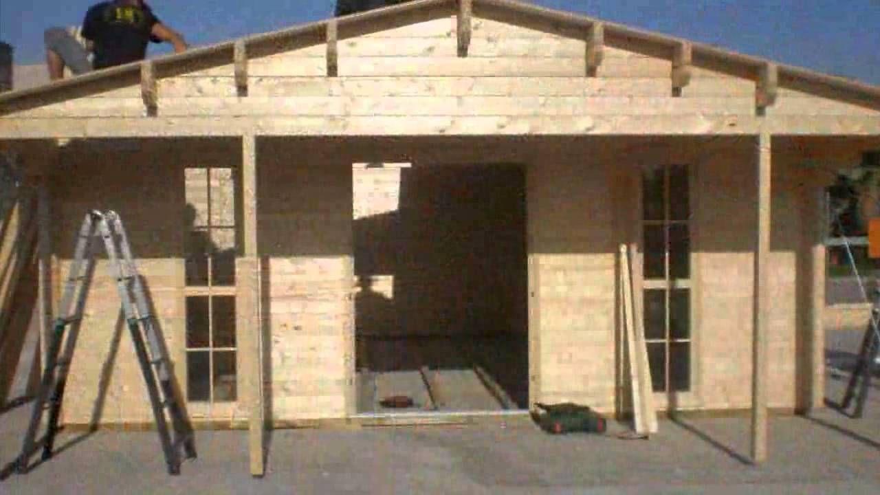 Construcci N De Casas Y Caba As De Madera En C Ceres Y Badajoz