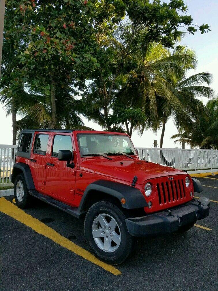 Mikucasco Jeep Cars Dream Cars Jeep Red Jeep