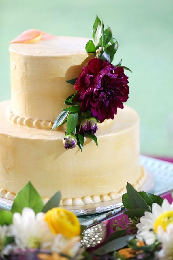 Glamorous Rustic Wedding | Simple weddings, Wedding cake and Yellow ...