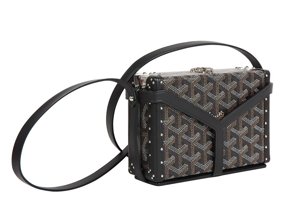 Goyard Releases Three New Bag Designs Just In Time For Spring 2018 Goyard Bag Bags Goyard