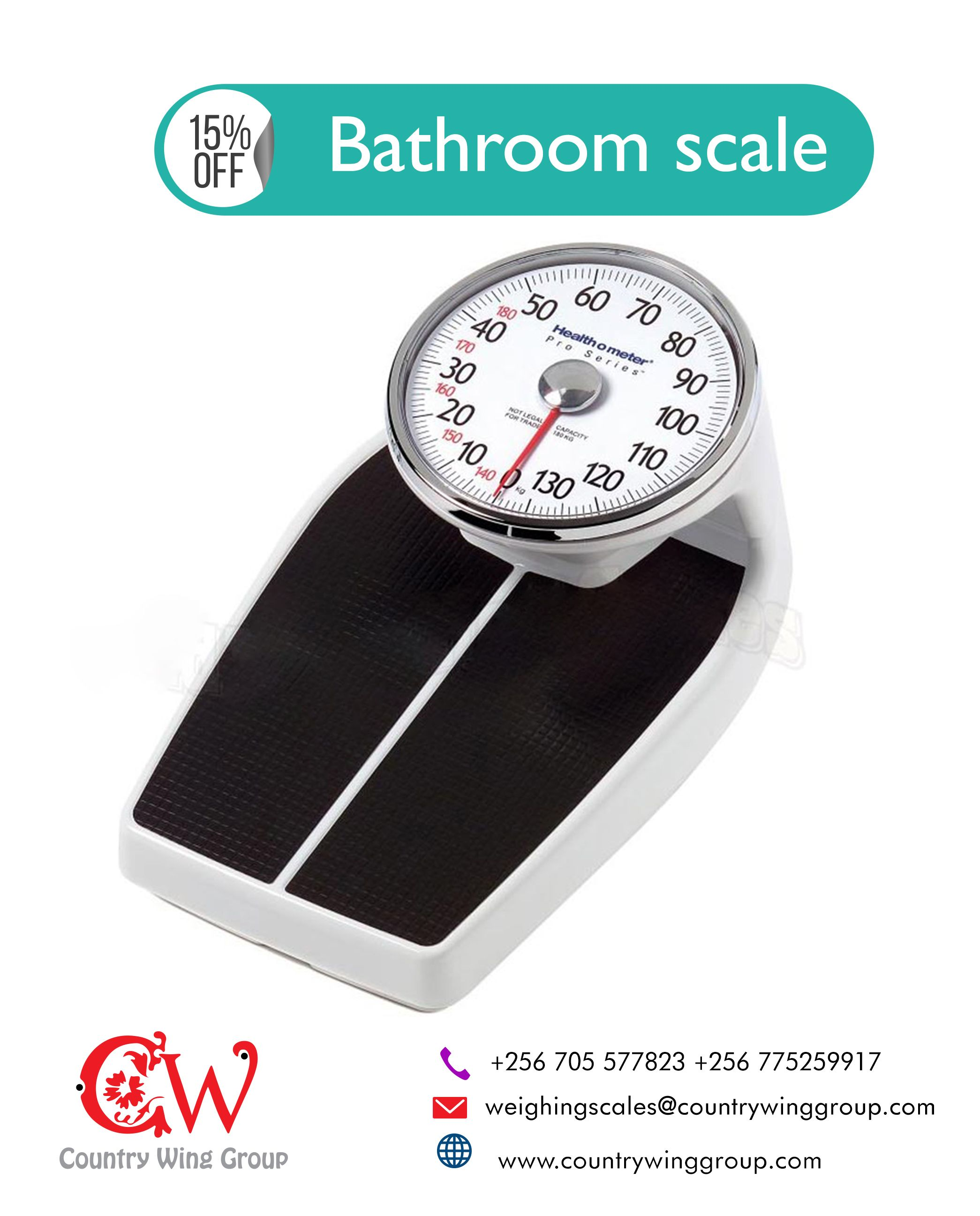 Weighing Scale calibration and verification is of utmost