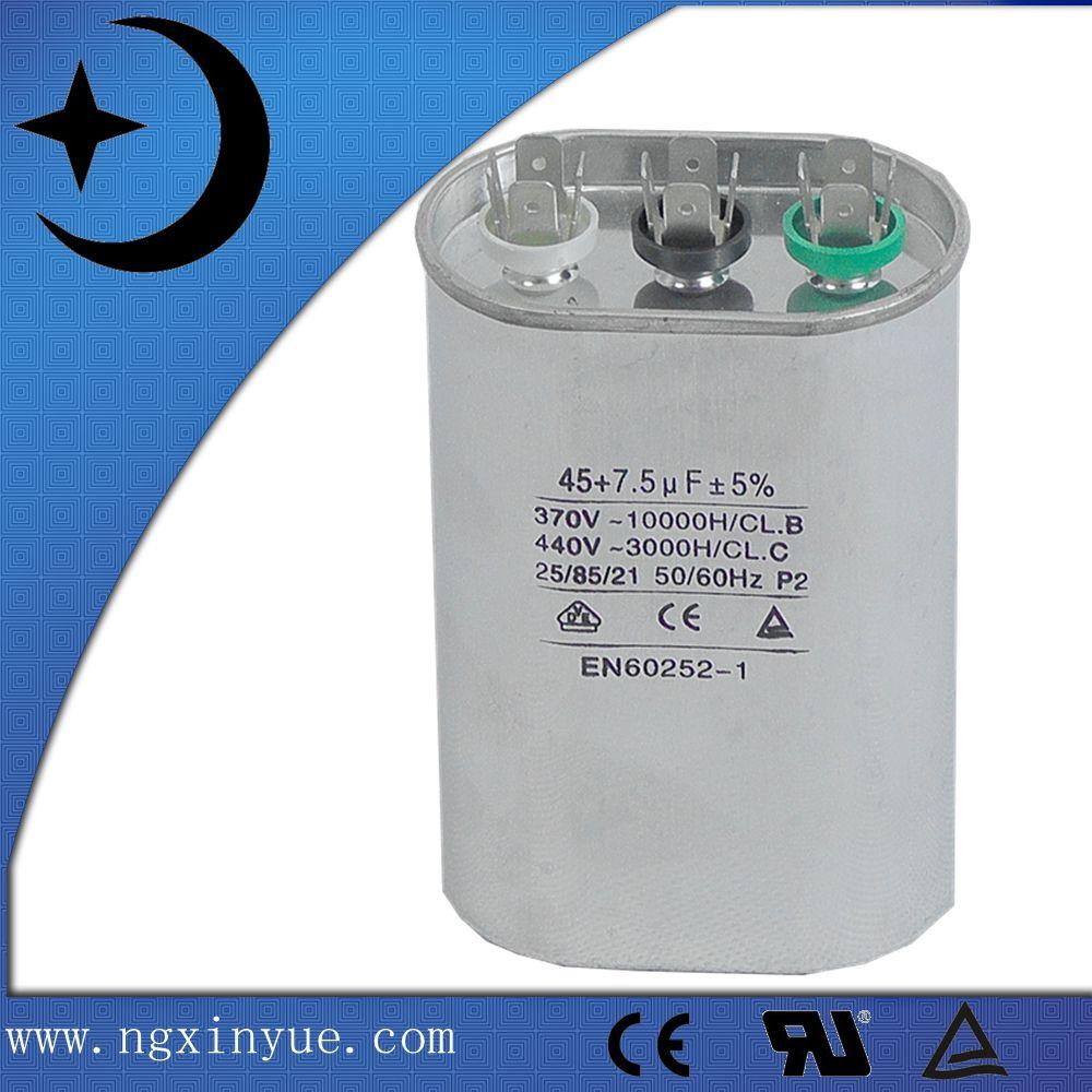 Cbb65 Ac Capacitor Ac Capacitor Capacitor Conditioner