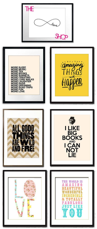 The love shop quadros decorativos design de objetos - Objetos decorativos ...