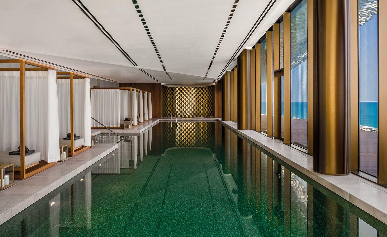 Coral concept bulgari launches an urban resort in dubai spa
