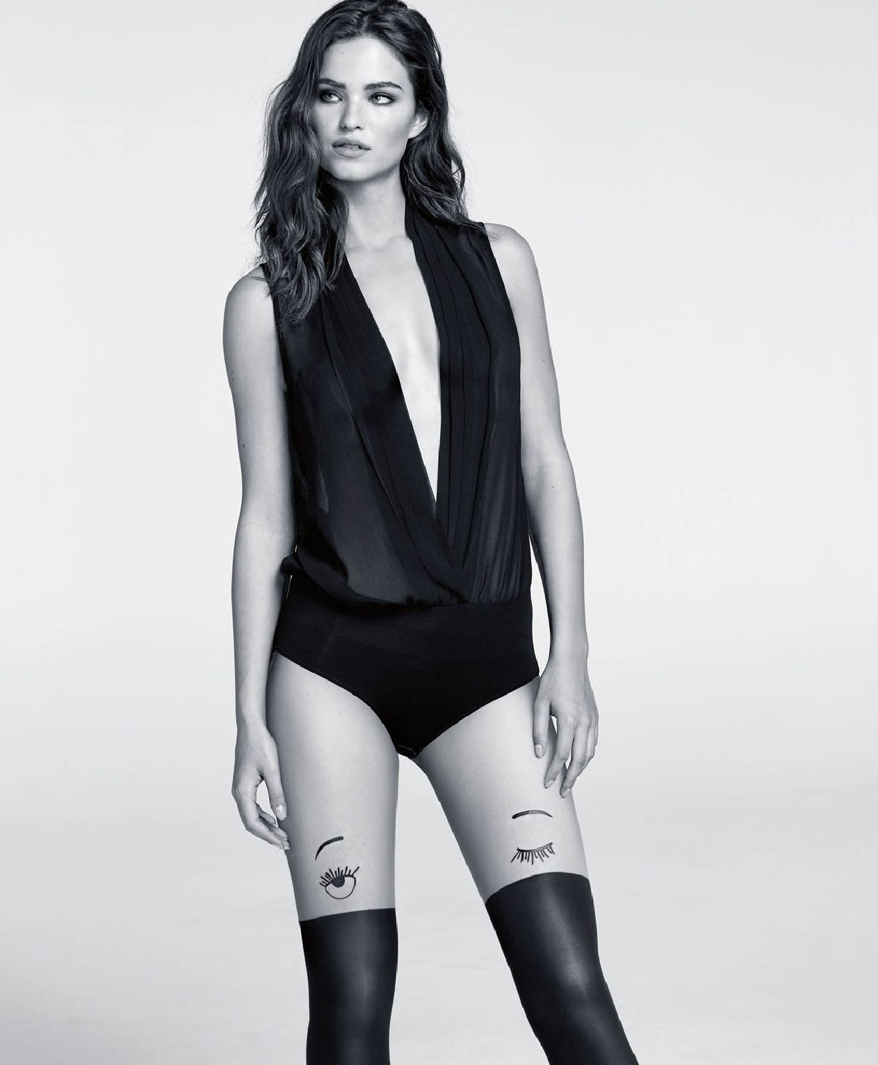 Calzedonia Legwear Trends SS17 9  Calzedonia  fb41768ff9d