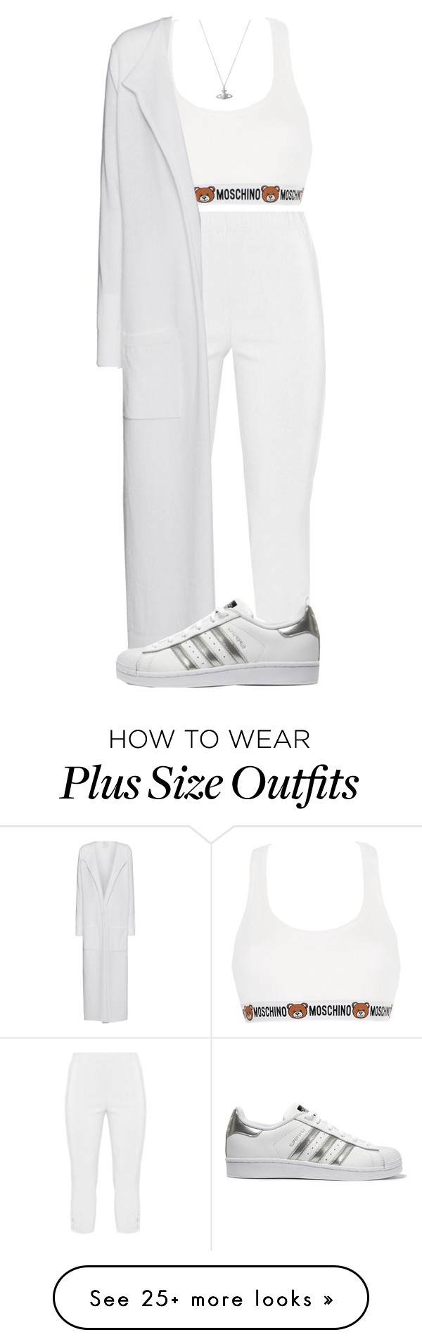 """""""I could easily forgive his pride, if he had not mortified mine."""" by quiche on Polyvore featuring Moschino, Twister, Oats Cashmere, adidas Originals and Vivienne Westwood"""