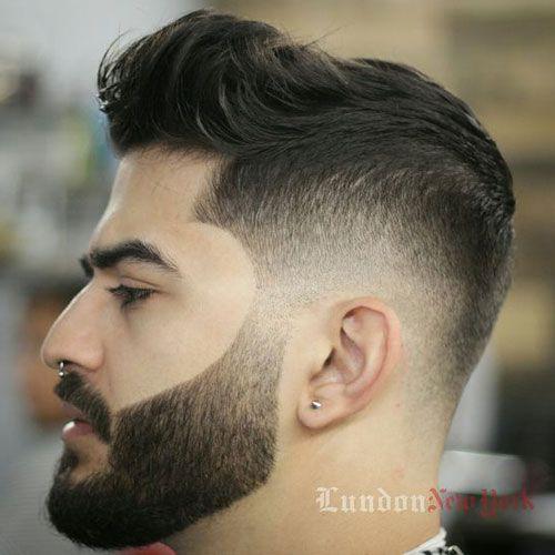 Beard Fade Cool Faded Beard Styles Fade Haircuts Pinterest